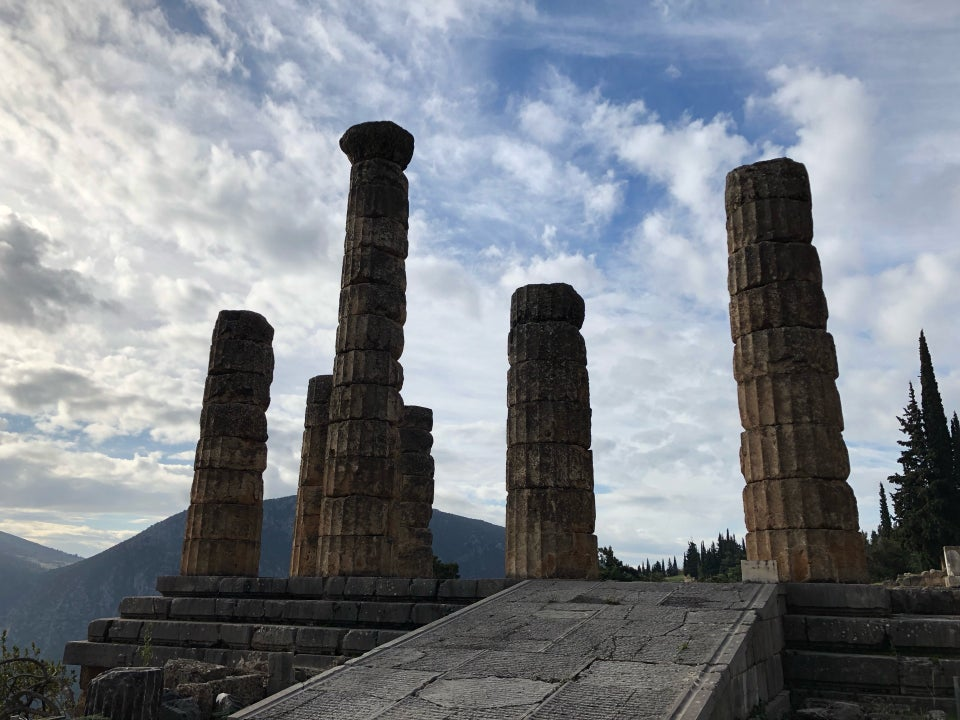 Delphi Full Private Day Trip from Athens